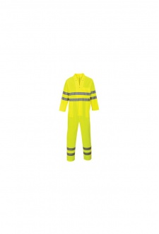 C485 HiVis Breathable Coverall (Small To 2XL)