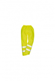 H441 Hi-Vis Rain Trousers (Small To 4XL)