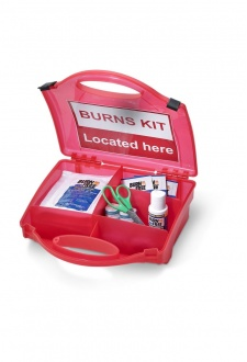 CFABK Click First Aid Kit For Burns