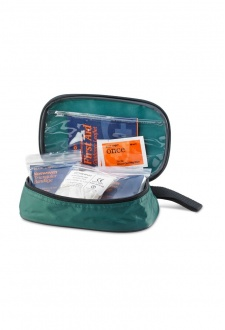 CFA1P Travelling First Aid Kit Pouch