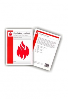 BSS13240 Fire And Safety Log Book