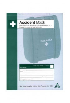 BSS13238 Accident Book