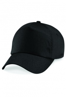 BC010 Original 5 Panel Cap One Size Adjustable