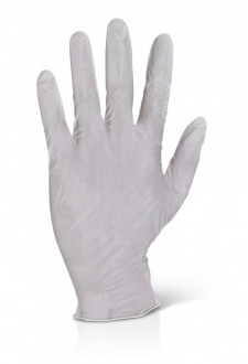 Latex Powder Free Gloves (carton of 10x100 Pairs)