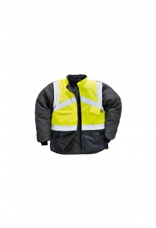 S769 Hi-Vis 2 -Tone Jacket - Reversable (XSmall To 2XL)