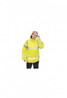 S360 Hi-Vis Ladies Traffic Jacket (XSmall To XL)