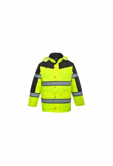 S462 Hi-vis Classic Two Tone Jacket (Small To 3XL)