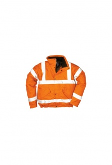 RT32 Hi Vis Bomber Jacket GO/RT (XSmall To 5XL)