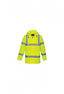 S160 Hi-Vis Lite Traffic Jacket (Small To 3XL)