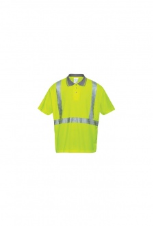 S377 Superior Hi-Vis Polo Shirt (Small To 3XL)