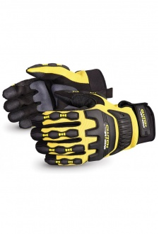 EN388 2121 Clutch Gear Impact Protection Gloves