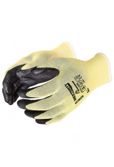 EN388 3421 Nitrile Palm Glove