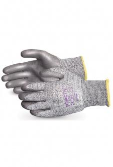 EN388 4542 Cut level 5 PU Palm Coated Composite Knit Glove