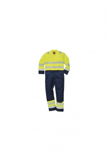 BIZ7  BizWeld Coverall (Flame Retardent- Anti-Static) (Small To 4XL)