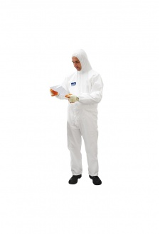 ST40 BizTex Microporous Coverall Type 5/6  Box of 50 (Small to 3Xlarge)