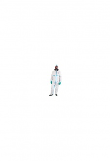 ST60 BizTex Microporous 4/5/6 Coverall  (M To 3XL) pack size 50