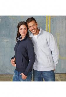 KB457 Womens Full Zip Fleece Jacket (Xsmall to Xlarge)