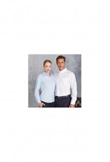 KB534 Womens Long Sleeve EasyCare Oxford Shirt  (XS To 4XL)