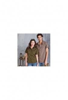 KB570 Tropical Short Sleeve Shirt  (M To 2XL)