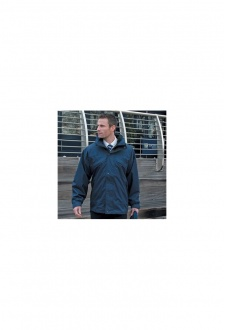 RE68A 3-In-1 Zip And Clip Jacket