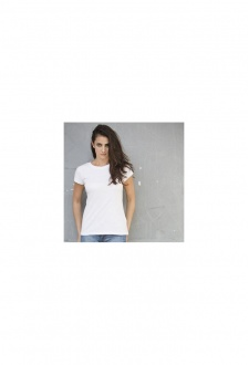SK281 Womens Slub T-Shirt (Small To XL)