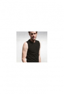 SF105 Mens Stretch Sleeveless Tank (Small To XL)