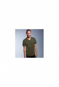 AV106 Anvil V-Neck Fashion T-Shirt (Small To 2XL)
