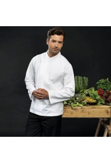 PR669 Culinary Pull-On-Chefs Long Sleeve Tunic