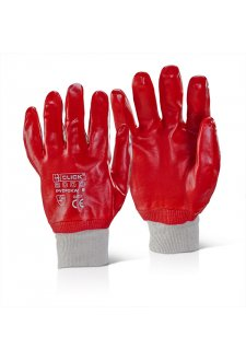 EN388 3111 Fully Coated PVC Glove (Pack Size 100)