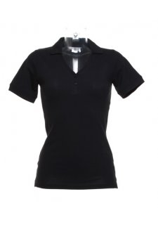 KK732 Sophia V-Neck Polo