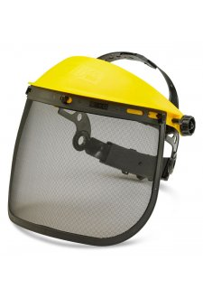 BBMV7 B-Brand Steel Mesh VISOR ONLY You will need to purchase BBHG to fit to helmet