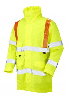 A02-Y Putford Class 3 Orange Brace Anorak (Small To 6XL)