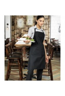 PR124 Deluxe Apron With Neck Adjusting Buckle