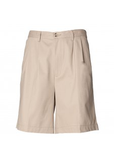HB605 Teflon Coated Chino Shorts Stone