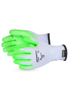 EN388 3544 cut level 5 Latex Palm Punkban Lined Puncture Resistant Glove
