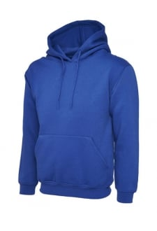 UC509 Deluxe Hooded SweatShirt 50/50 polycotton (XSmall To 4XL)