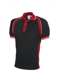UC123 Sports Polo Shirt (XSmall to 3XL)