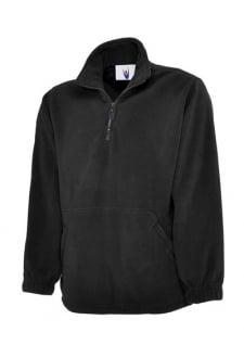 UC602 Premium 1/4 Zip Micro Fleece Jacket (Xsmall to 3XLarge)