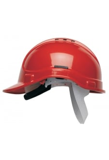 HC300VRD Red Vented Elite Helmet (OneSize)