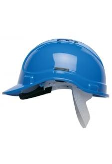 HC300VBLU Blue Vented Elite Helmet (OneSize)