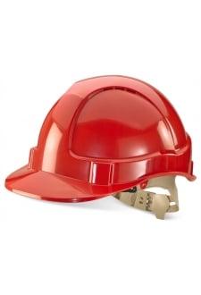 BBVSHRD RED B-Brand Vented Safety Helmet (OneSize)
