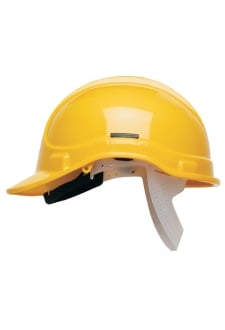 HC300EY Yellow Elite Safety Helmet (OneSize)