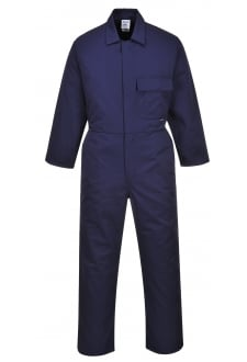 C802SXT Extra Tall Boilersuit Regular Colour Range 36 Inch Leg