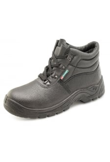 CDDCBL Black Chukka Boots (Size3To13)