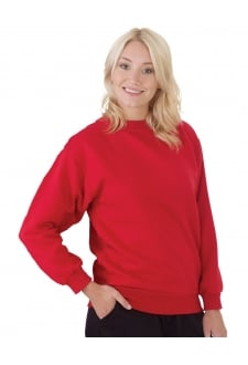 UCC002 50/50 Heavyweight Set-In Sweatshirt (XSmall To 5XL)
