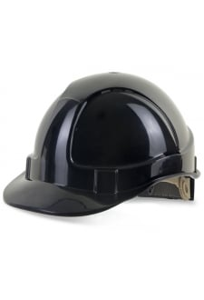 B BRAND COMFORT SAFETY HELMET WHEEL RATCHET HEADGEAR