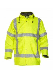 UITHOORN SNS HI VIS WATERPROOF PARKA (SMALL TO 2XLARGE)