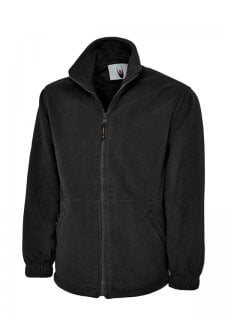 UC604 Classic Full Zip Unisex Micro Fleece Jacket (Xsmall to 6Xlarge)