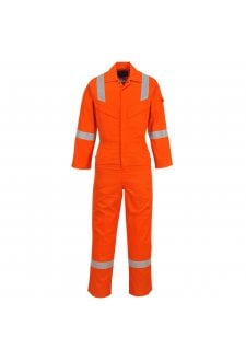 FR21 - Flame Resistant Super Light Weight Anti-Static Coverall 210g (Xsmall to 4Xlarge)