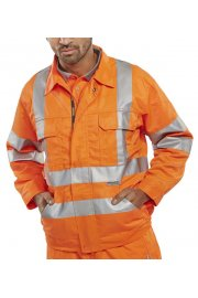 RSJ Rail Spec Jacket (Size 38 To 56)